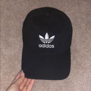 Adidas black cap